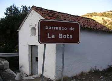 Ermita de La Bota (Km 106,1)