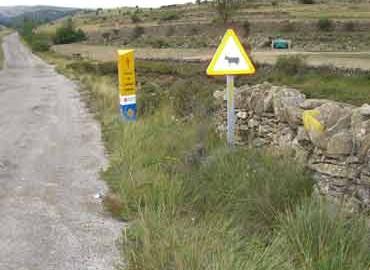 Mojón nº 34 (Km 111,7)