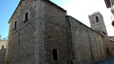 Iglesia de la Asunción de Catí (Km 89,7)
