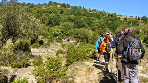5º Etapa Vallivana-Morella 046