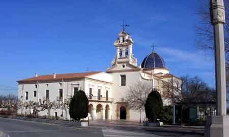 Basílica de la Mare de Deu del Lledó, Castellón