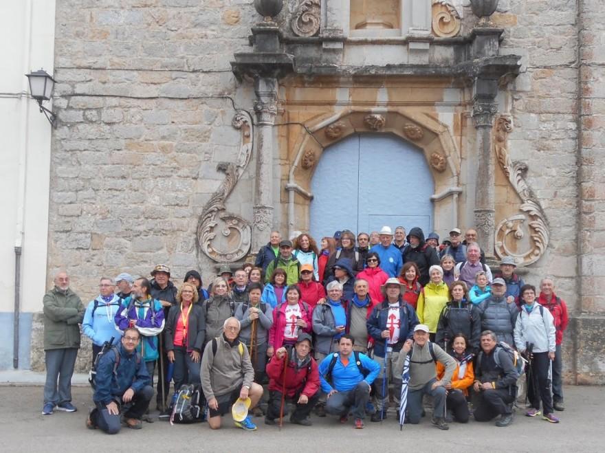 Ruta Jacobea 5ª etapa Vallivana-Morella 2016 003