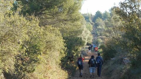 Ruta Jacobea CS, 2ª Etapa Puebla Tornesa-Sierra Engarceran 028