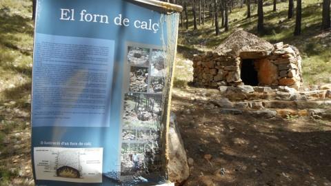Ruta Jacobea CS, 2ª Etapa Puebla Tornesa-Sierra Engarceran 052