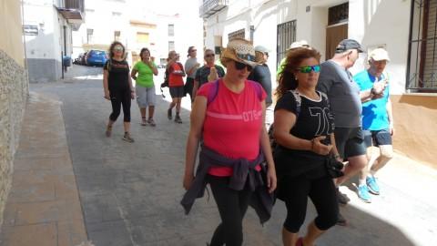Ruta Jacobea CS, 2ª Etapa Puebla Tornesa-Sierra Engarceran 072