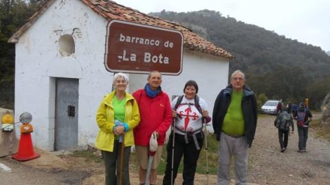 Ruta Jacobea 5ª etapa Vallivana-Morella 2016 007