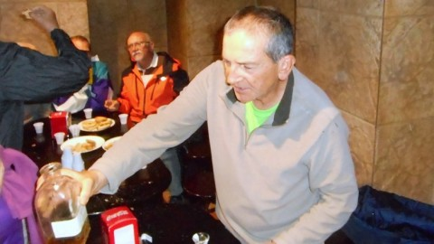 Ruta Jacobea 5ª etapa Vallivana-Morella 2016 098