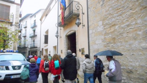 Ruta Jacobea 5ª etapa Vallivana-Morella 2016 107