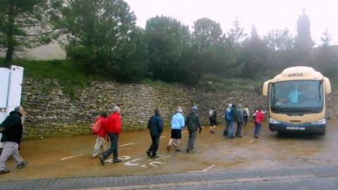 Ruta Jacobea 5ª etapa Vallivana-Morella 2016 113