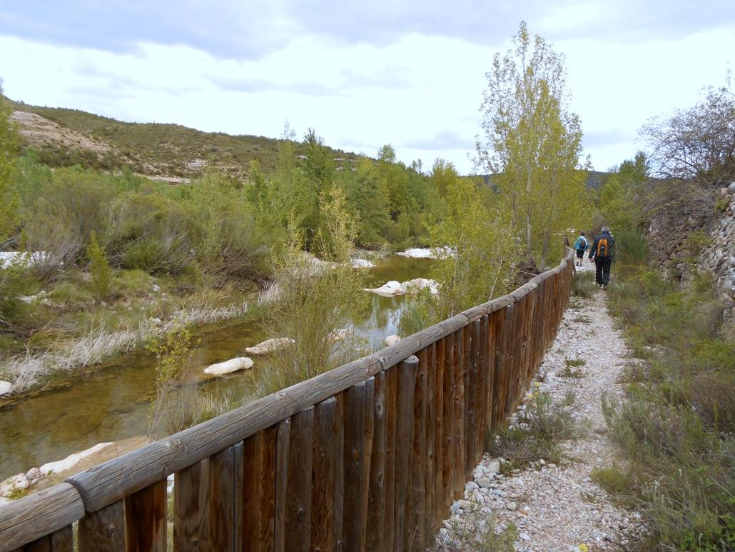Ruta Jacobea 6ª Etapa Morella-Zorita 115