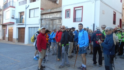 Ruta Jacobea CS, 3ª etapa Serra d`Engarceran-Segarró 004