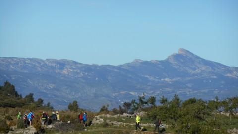 Ruta Jacobea CS, 3ª etapa Serra d`Engarceran-Segarró 021