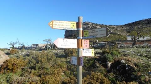 Ruta Jacobea CS, 3ª etapa Serra d`Engarceran-Segarró 024