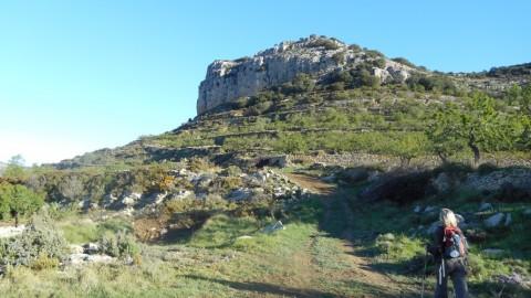 Ruta Jacobea CS, 3ª etapa Serra d`Engarceran-Segarró 025