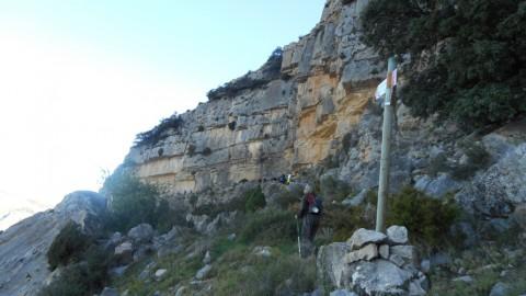 Ruta Jacobea CS, 3ª etapa Serra d`Engarceran-Segarró 031