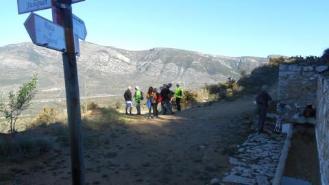 Ruta Jacobea CS, 3ª etapa Serra d`Engarceran-Segarró 037