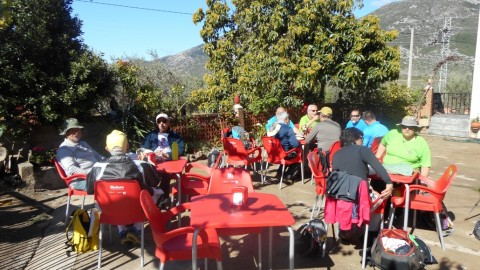 Ruta Jacobea CS, 3ª etapa Serra d`Engarceran-Segarró 043