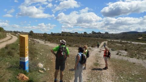 Ruta Jacobea CS, 3ª etapa Serra d`Engarceran-Segarró 051