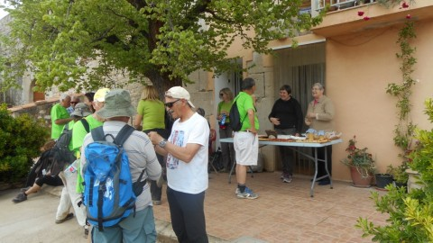 Ruta Jacobea CS, 3ª etapa Serra d`Engarceran-Segarró 058