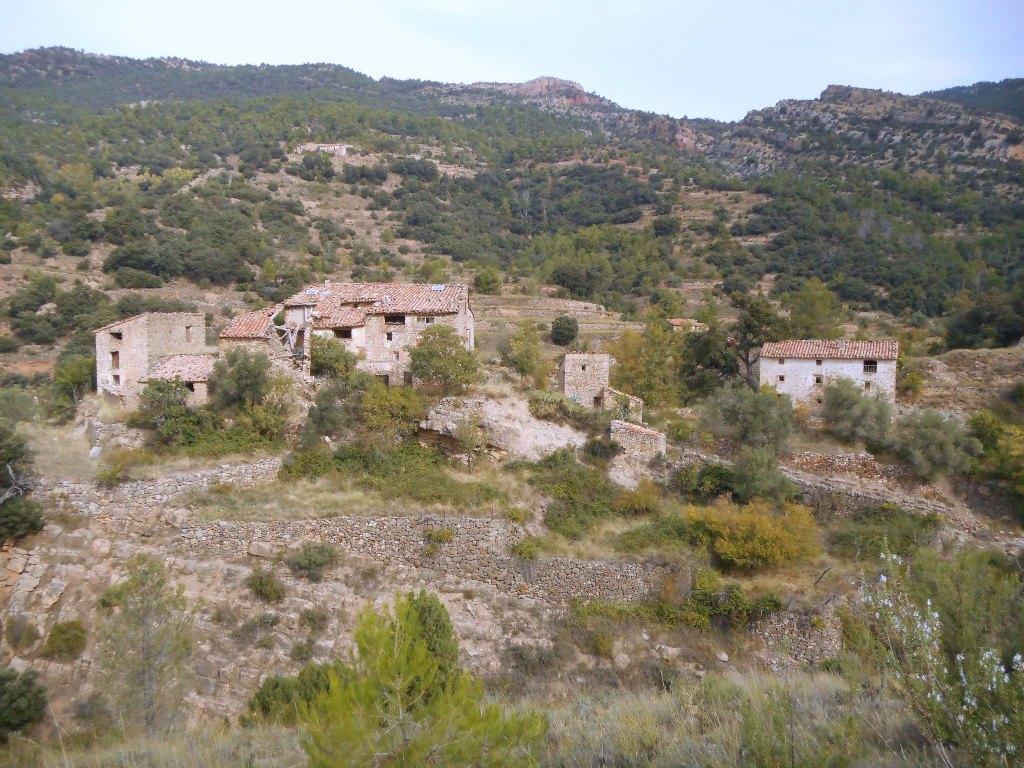 San Juan de Pe+¦agolosa - Villa Hermosa, por el Carbo. 050