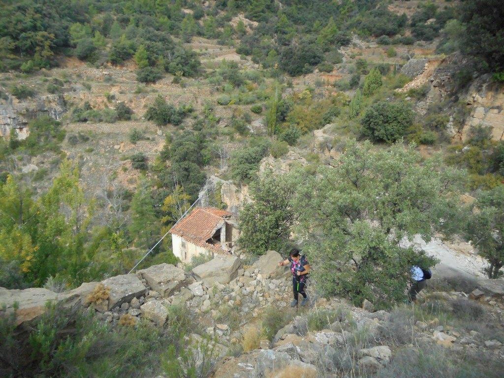 San Juan de Pe+¦agolosa - Villa Hermosa, por el Carbo. 054