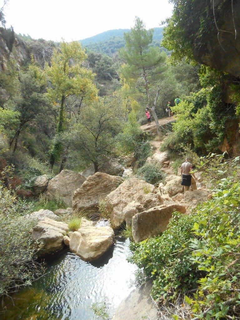 San Juan de Pe+¦agolosa - Villa Hermosa, por el Carbo. 074