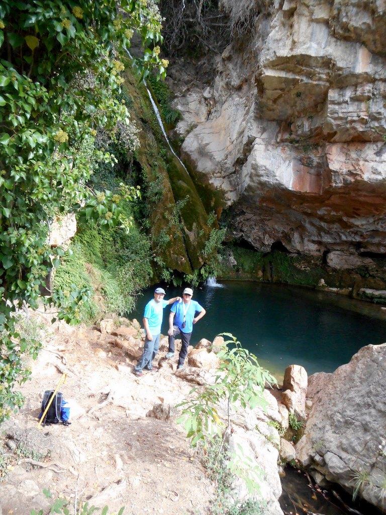San Juan de Pe+¦agolosa - Villa Hermosa, por el Carbo. 077