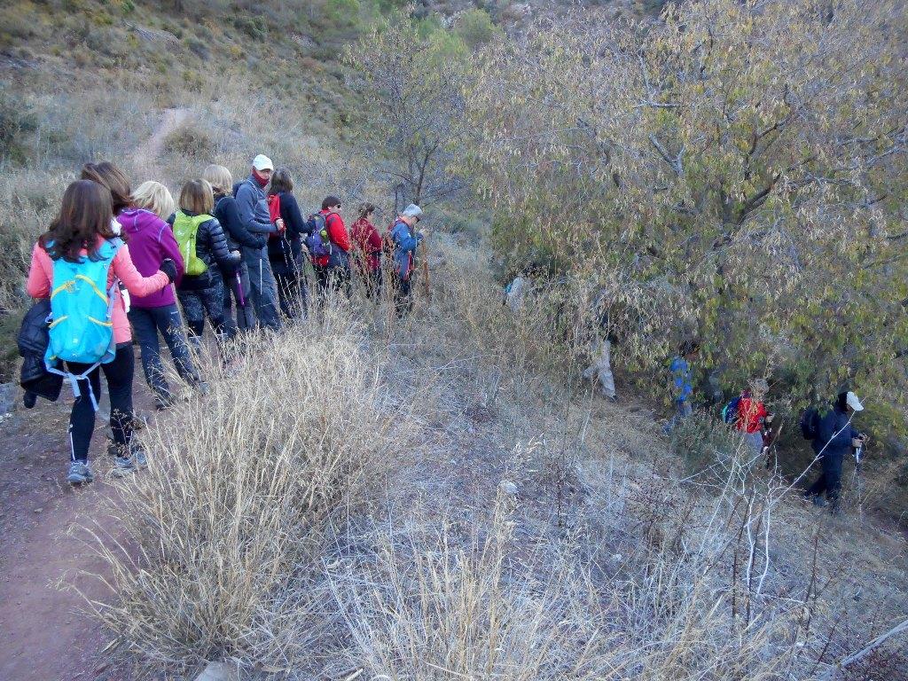 Algimia de Almonacid-Barranco de Aguas Negras-Cueva del Estuco 010