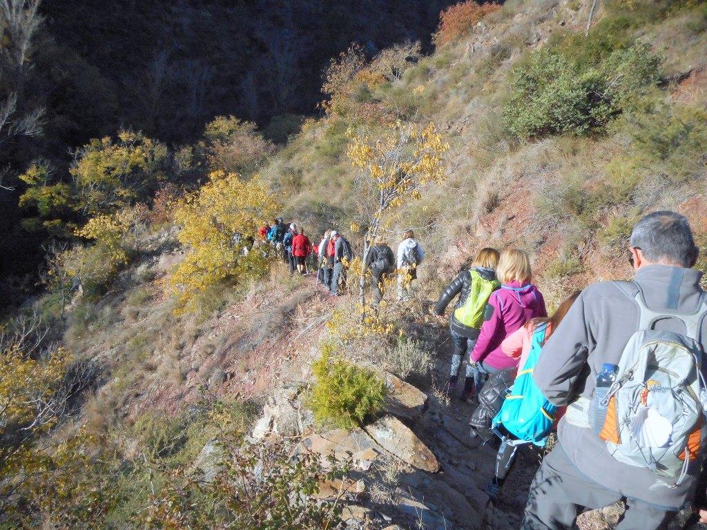 Algimia de Almonacid-Barranco de Aguas Negras-Cueva del Estuco 013