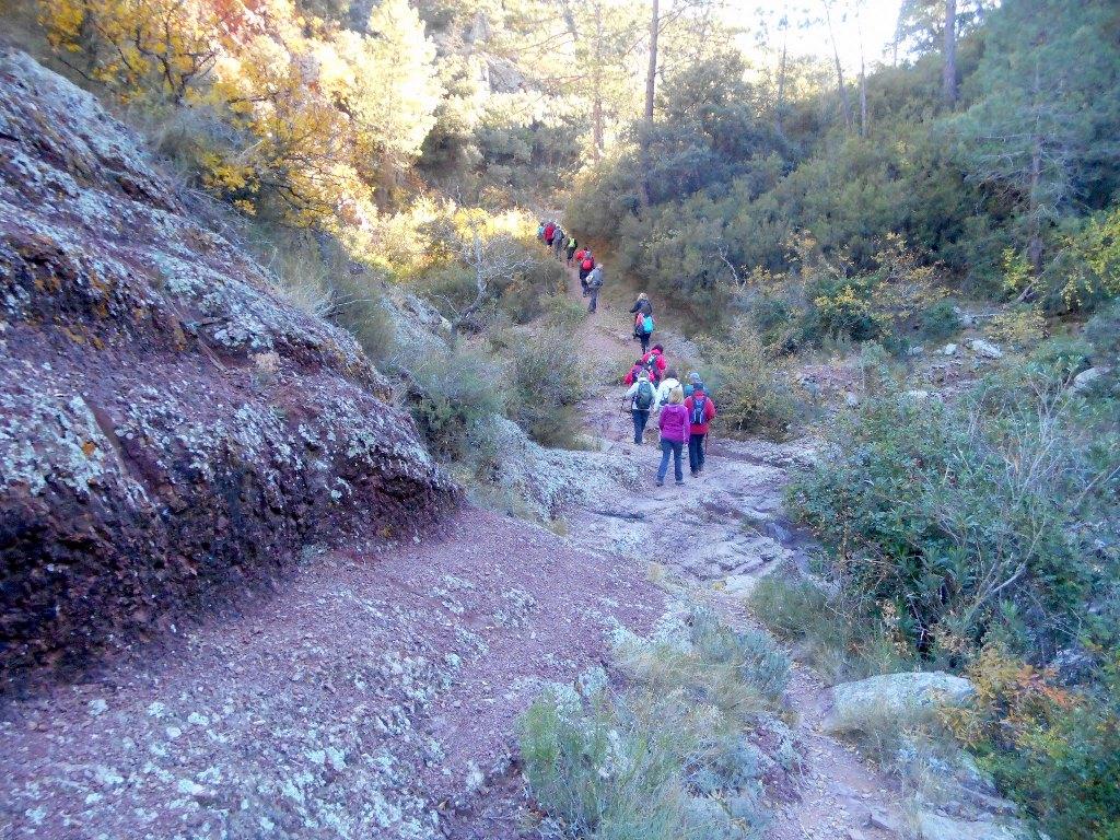 Algimia de Almonacid-Barranco de Aguas Negras-Cueva del Estuco 027