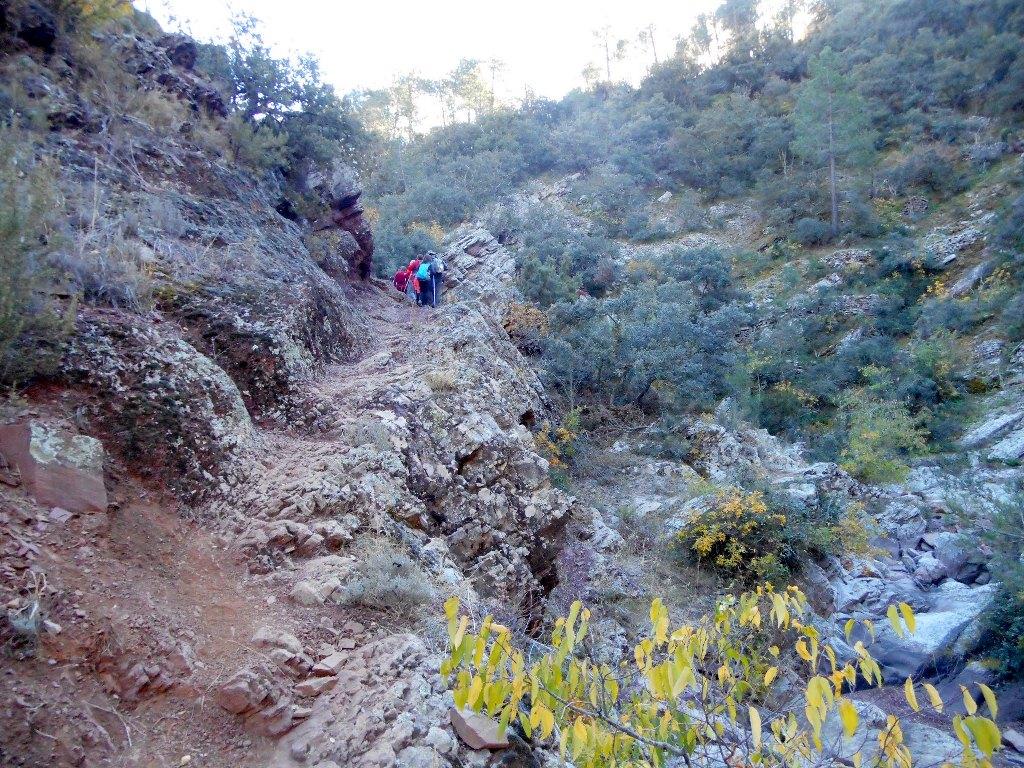 Algimia de Almonacid-Barranco de Aguas Negras-Cueva del Estuco 038