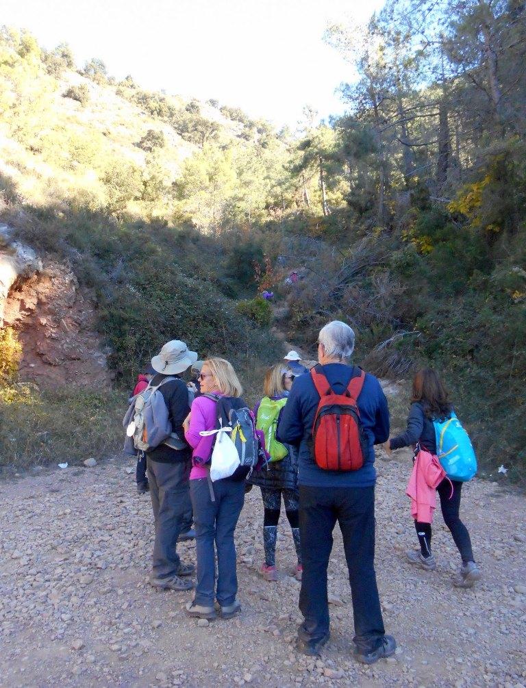 Algimia de Almonacid-Barranco de Aguas Negras-Cueva del Estuco 086
