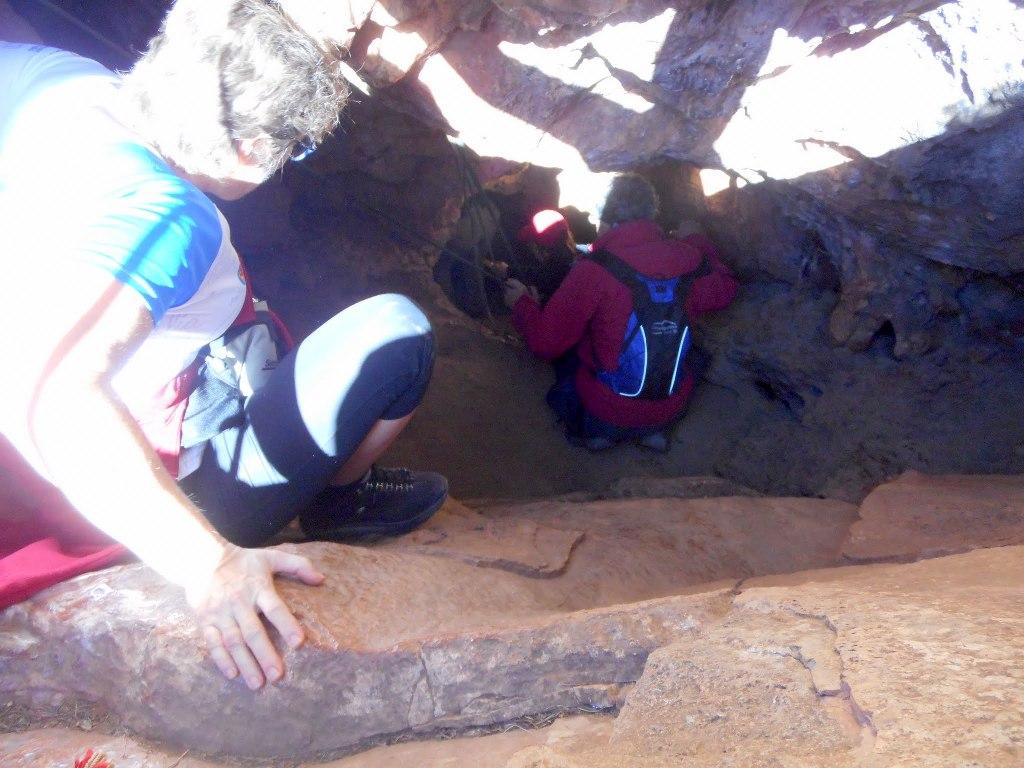 Algimia de Almonacid-Barranco de Aguas Negras-Cueva del Estuco 095