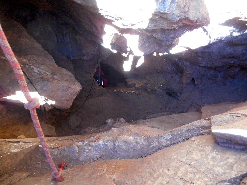 Algimia de Almonacid-Barranco de Aguas Negras-Cueva del Estuco 098