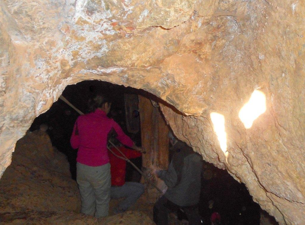Algimia de Almonacid-Barranco de Aguas Negras-Cueva del Estuco 099