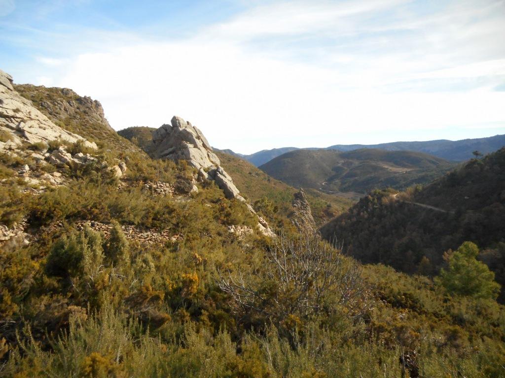 Pina de Montalgrao - Cueva de Cerdaña 030