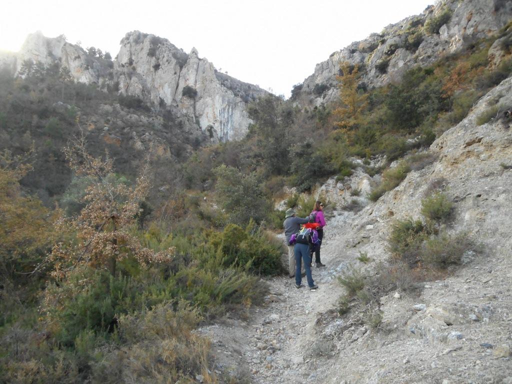 Pina de Montalgrao - Cueva de Cerdaña 039
