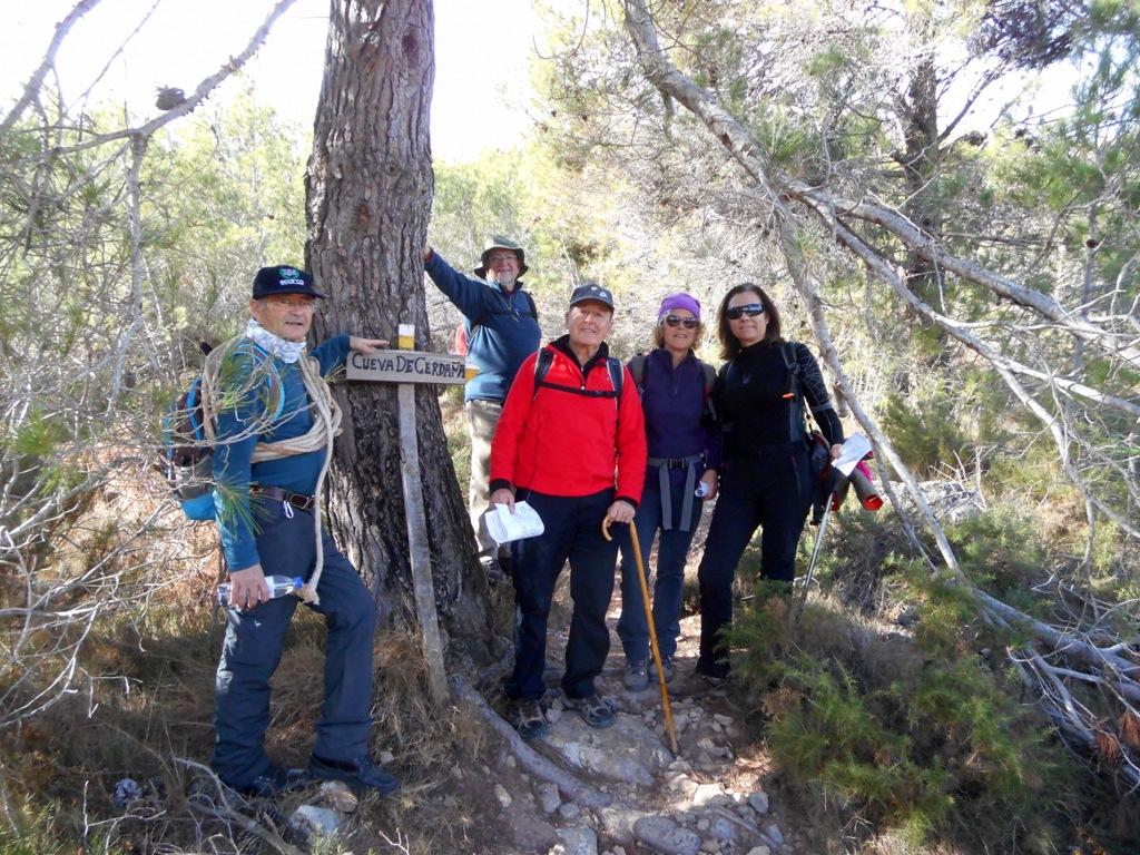 Pina de Montalgrao - Cueva de Cerdaña 047
