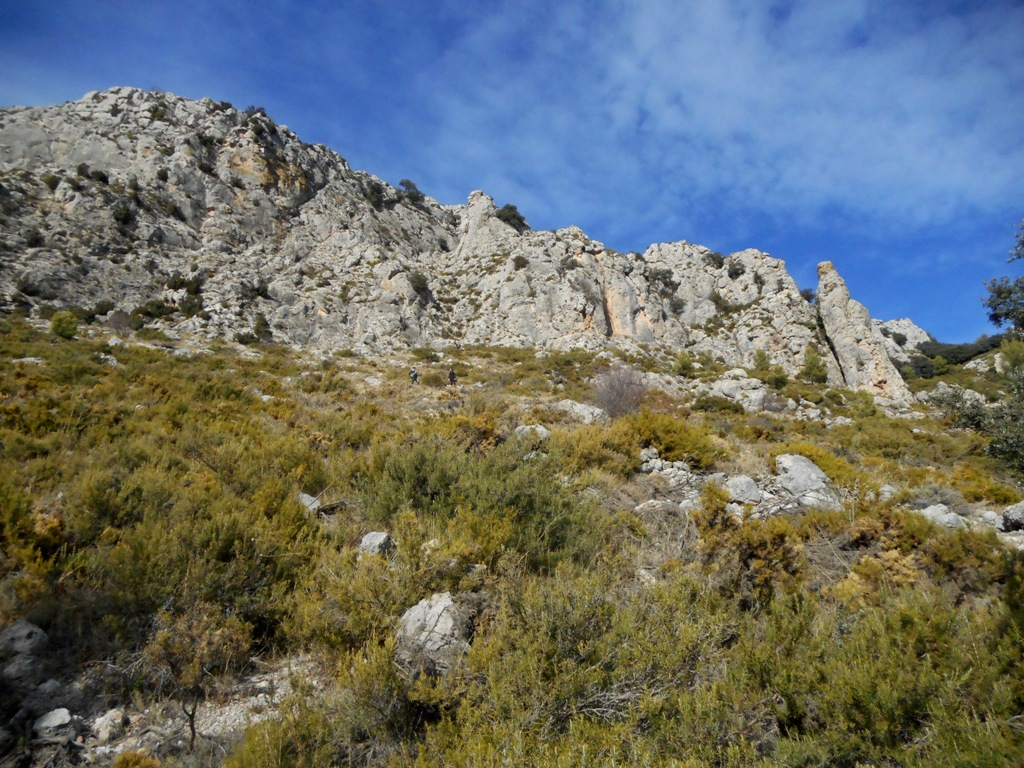 Pina de Montalgrao - Cueva de Cerdaña 054
