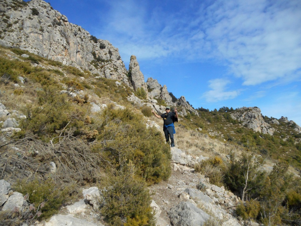 Pina de Montalgrao - Cueva de Cerdaña 061