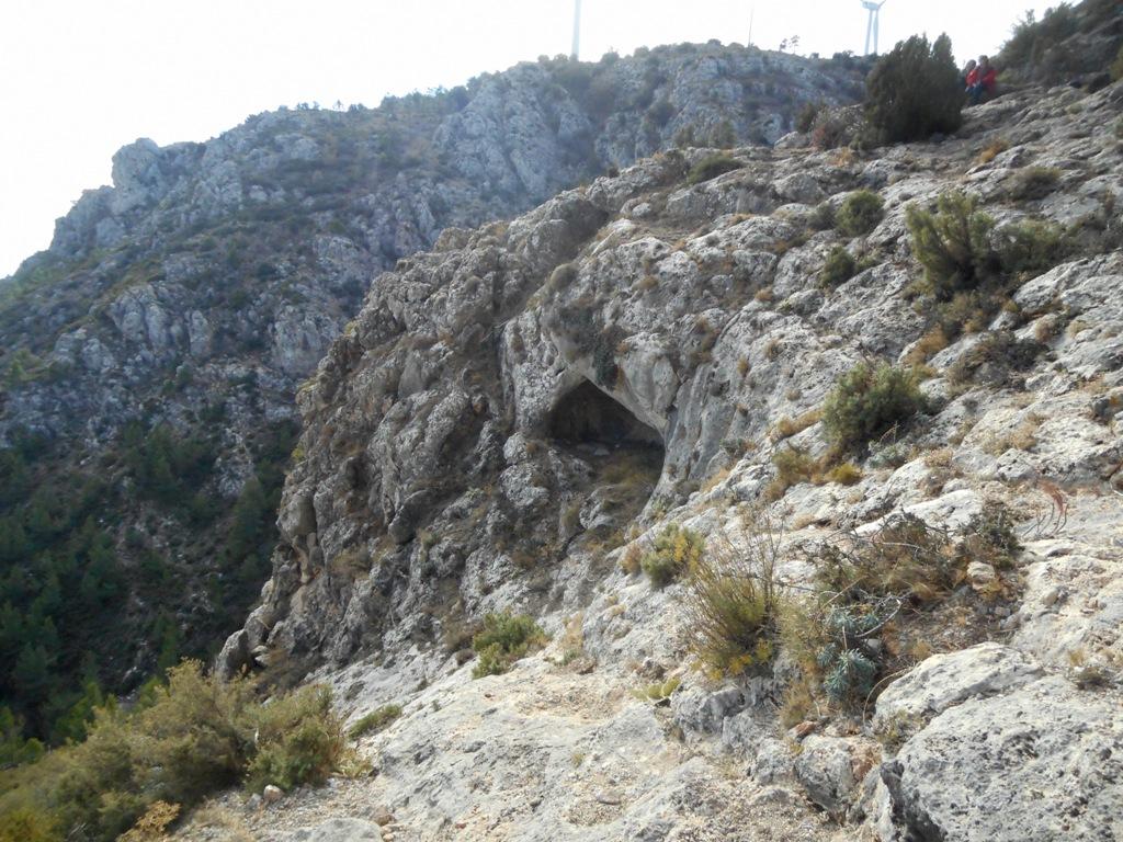 Pina de Montalgrao - Cueva de Cerdaña 064