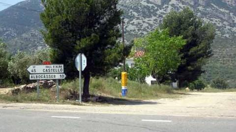 Mojón nº 11 - El Regallero (Km 57,8)