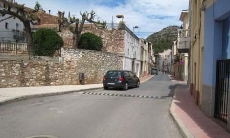 Placeta del Portal-Carrer Baix la Vila