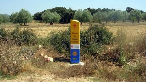 Mojón nº 14  Sant Pau (Km 65,9)