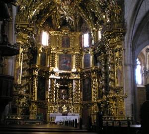 Retablo Mayor de la Basílica de Santa María la Mayor