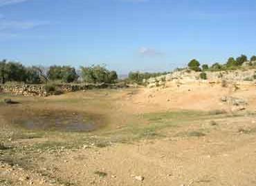 Balsa nueva (cerca de Aguaviva)