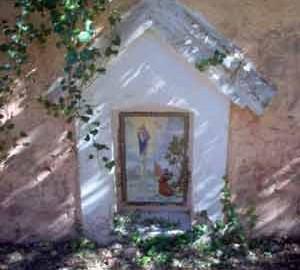 Viacrucis, Santiago y la Virgen del Pilar. Desierto de las Palmas
