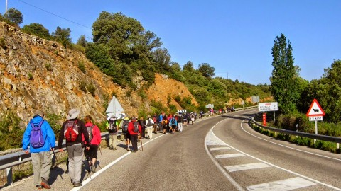5º Etapa Vallivana-Morella 002