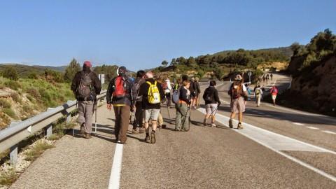 5º Etapa Vallivana-Morella 010
