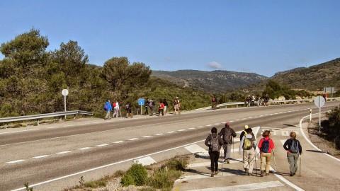 5º Etapa Vallivana-Morella 014